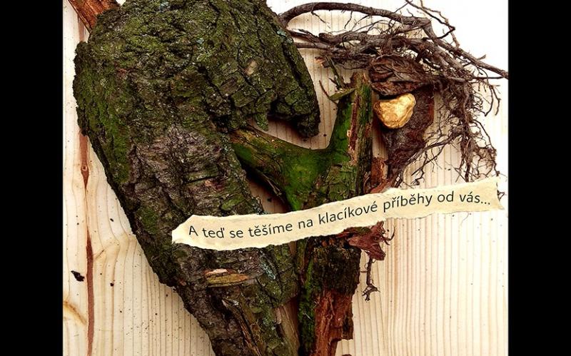 online edukace: pojďme si vytvořit potvůrky z přírodnin