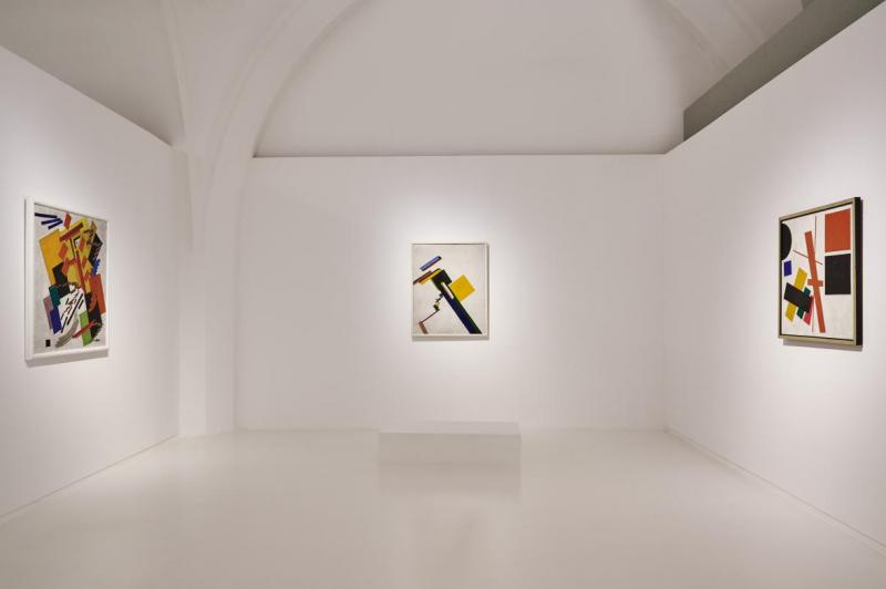 Západoevropští kunsthistorici zírali. Výboje ruské avantgardy jsou silné i po stu letech