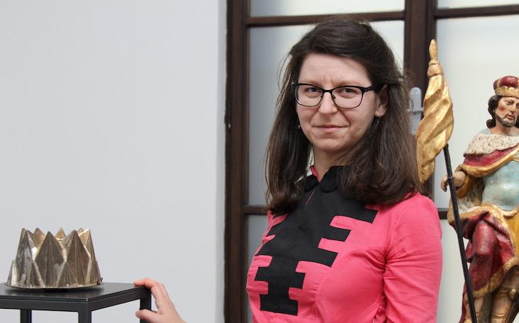 Kunsthistorička Eva Skopalová: Výstava Formosa deformitas ve Wortnerově domě nutí k opakovaným návštěvám. Vždy překvapí