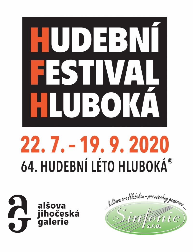 hudební festival hluboká 2020