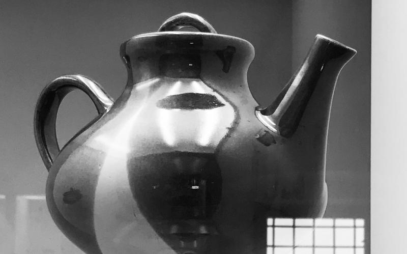 jihotvar: hrdějovická keramika 60.let 20. století